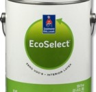 Sherwin – Williams® EcoSelect™® Zero VOC Interior Latex Flat