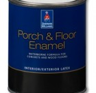 Sherwin – Williams Porch & floor enamel