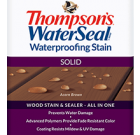 THOMPSON'S® WATERSEAL® WATERPROOFING STAIN – SOLID