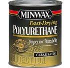 Minwax Polyurethane for floors clear satin